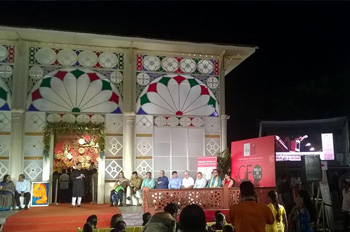 Durga Pooja at Powai Bengali Welfare Association - Hiranandani Gardens Powai OCTOBER 17, 2015