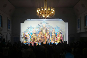 Krishti's Durga Pooja, -  Kandivali 18th OCT to 23rd OCT 2015