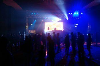 New Year Bash 2016 - Rajesh LifeSpaces