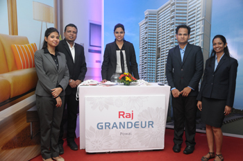 Raj Grandeur Private Launch Event, APRIL 26, 2014